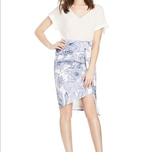 KEEPSTAKE THE LABEL Floral print skirt